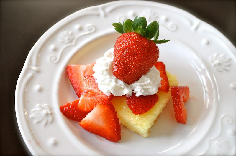 How To Make Pillsbury Strawberry Cake Mix More Dense
