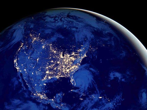 Random Musings: US From Space
