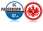 SC Paderborn - Eintracht Frankfurt