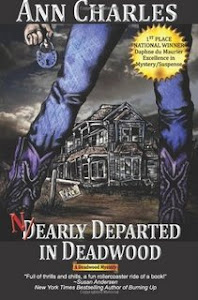 Nearly Departed in Deadwood / Giveaway