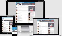 template seo responsive design simpel hight ctr