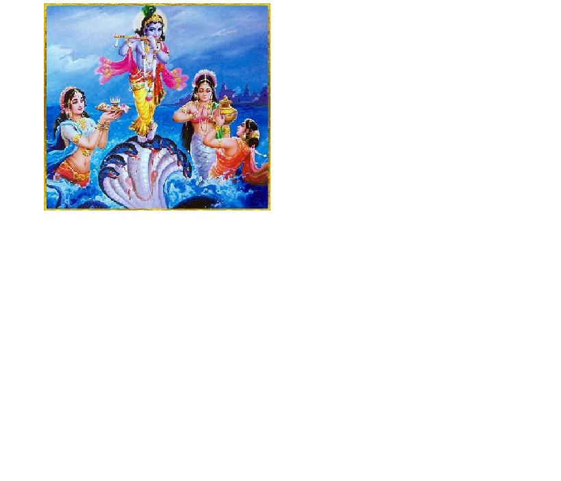 Almighty Lord Krishna