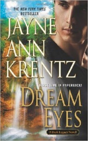 http://www.amazon.com/Dream-Eyes-Legacy-Jayne-Krentz/dp/0515154083/ref=sr_1_1_title_0_main?s=books&ie=UTF8&qid=1399084205&sr=1-1&keywords=dream+eyes+by+jayne+ann+krentz