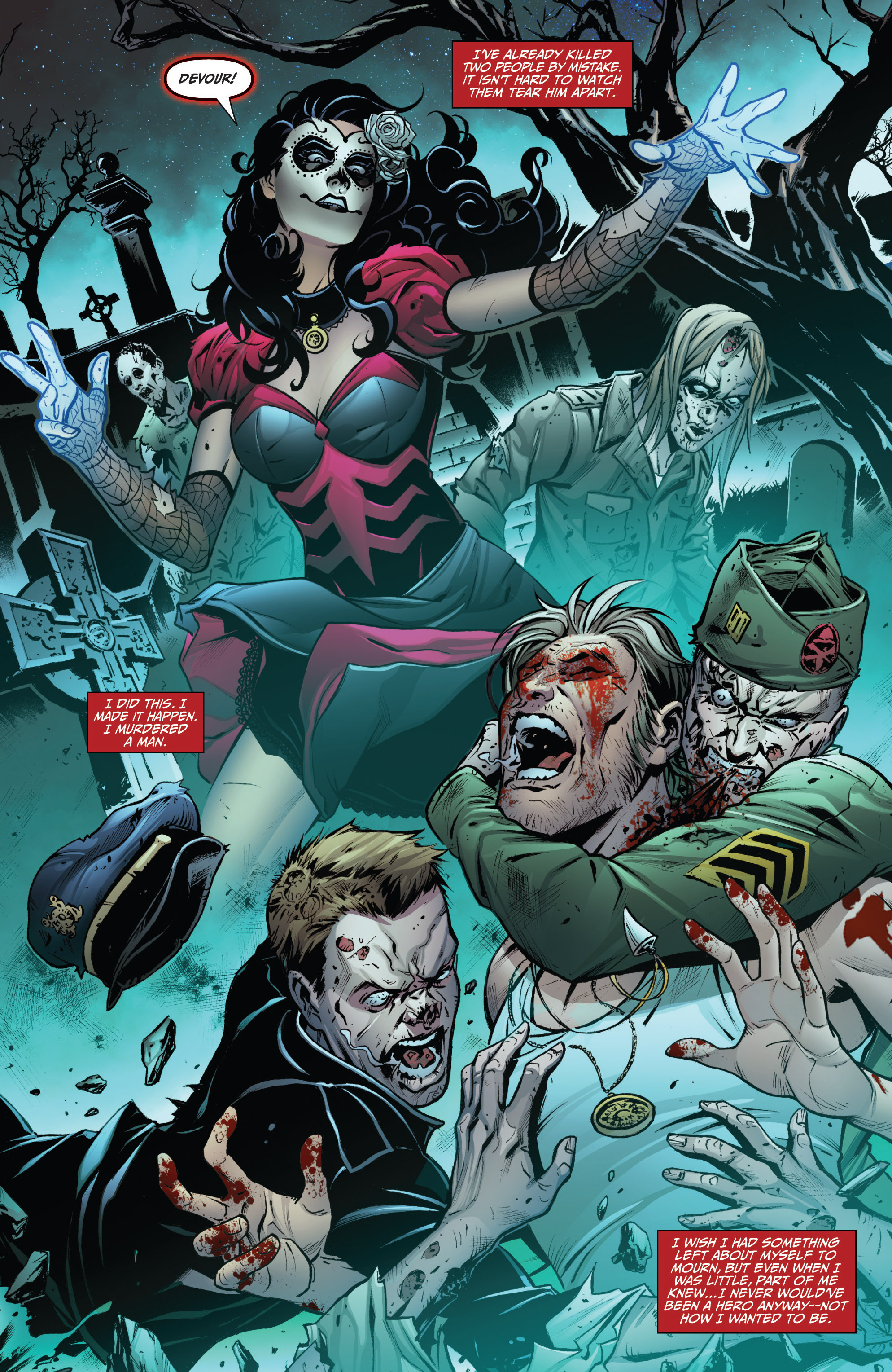 Grimm Fairy Tales (2005) Issue #114 #117 - English 20