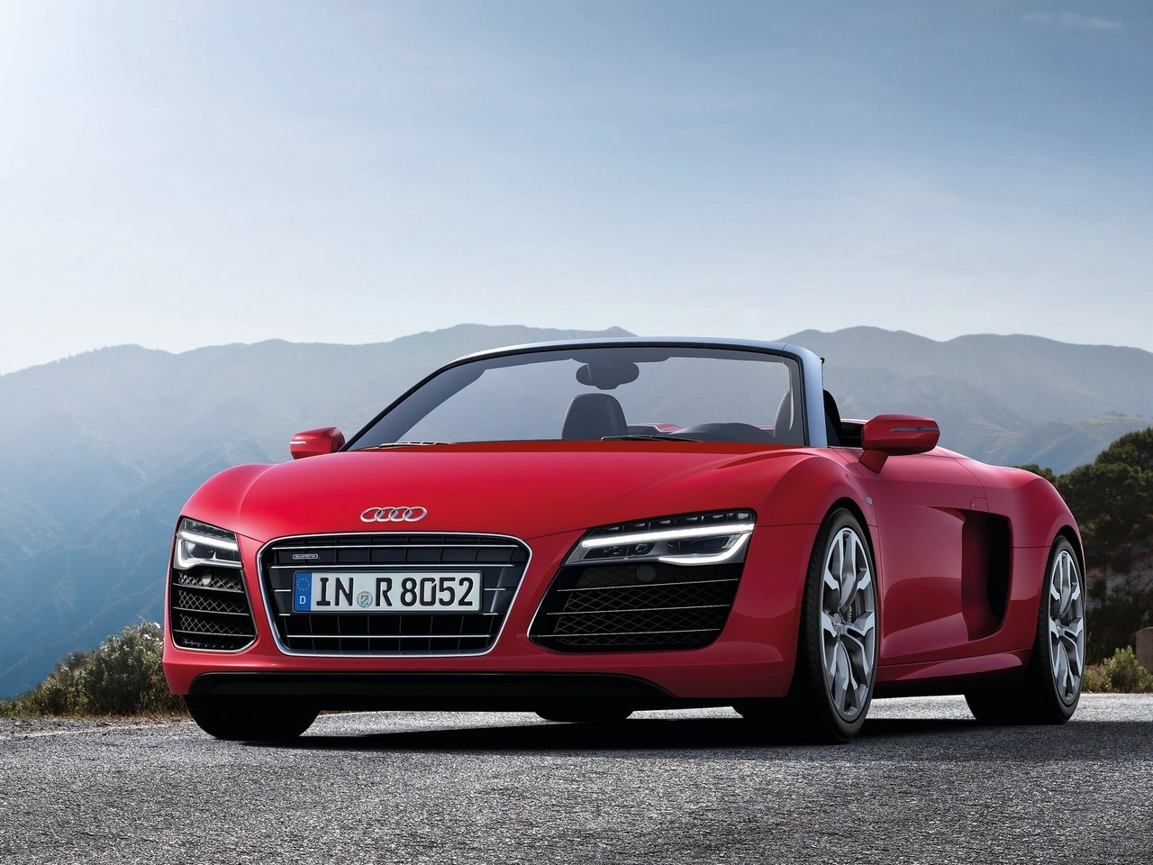 Audi r8 v10 plus coupe top speed 10