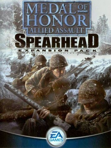 Mohaa spearhead patch 2 1516