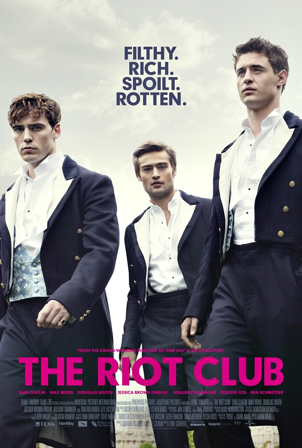 The Riot Club póster