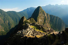 Machu Picchu - the holy grail for any traveler visiting South America