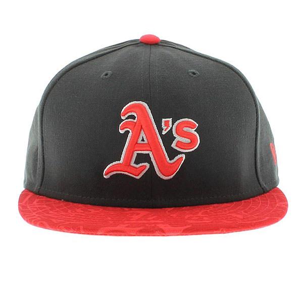 Boné New Era Oakland Athletics