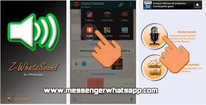 Z - Whats Sound para WhatsApp gratis