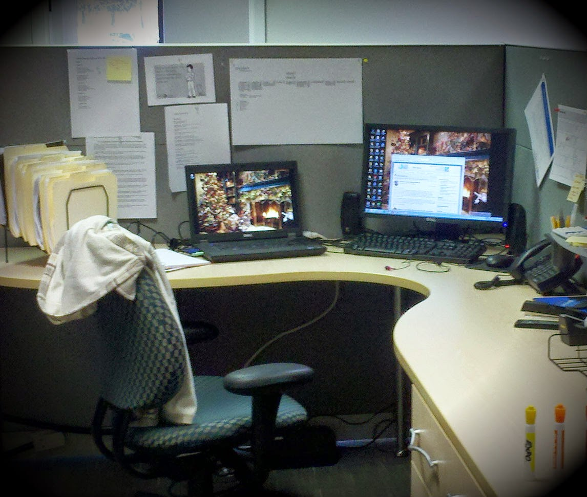 Cubicle Life | Navigating Hectivity by Micki Bare
