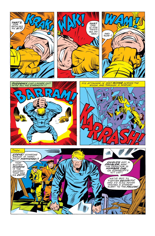Captain America (1968) Issue #213 #127 - English 11