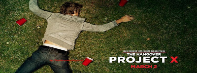 couverture facebook Film projet x