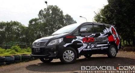 Modifikasi Toyota Innova, Gambar Kijang Innova modif