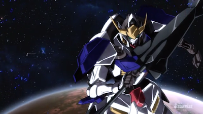 Resoconto Gundam Tekketsu - Iron Blooded Orphans ep 5