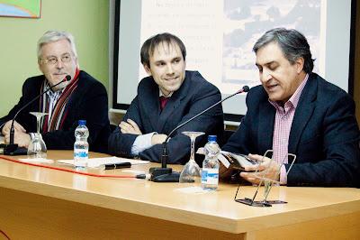 Presentación en la Librería Central de Zaragoza