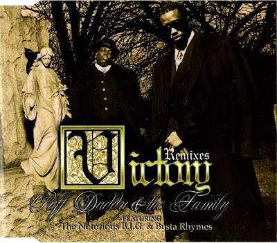 Puff Daddy & The Family – Victory (Remixes) (CDS) (1997) (320 kbps)