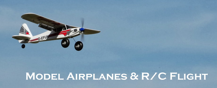 Model Airplanes & R/C Flight