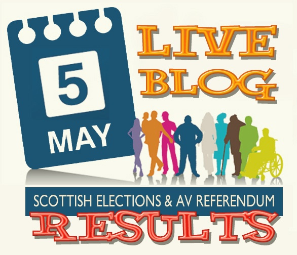 referendum av results. The AV referendum result will