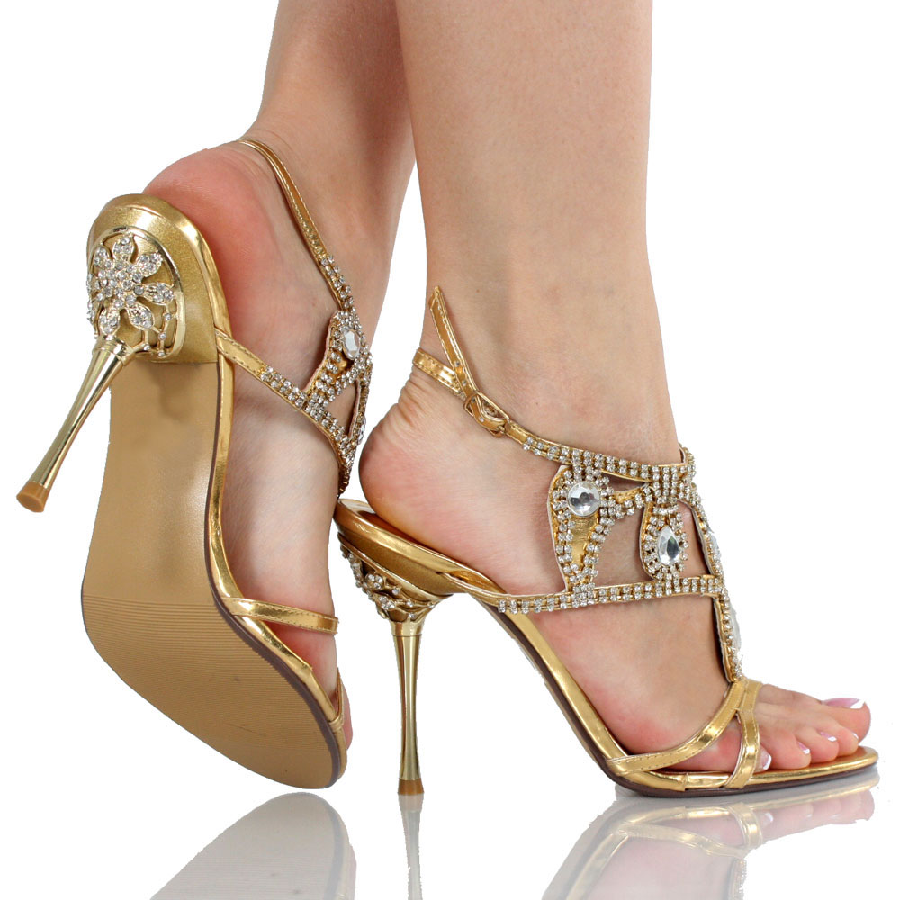 Beautiful Wedding Shoes 034 - Beautiful Wedding Shoes