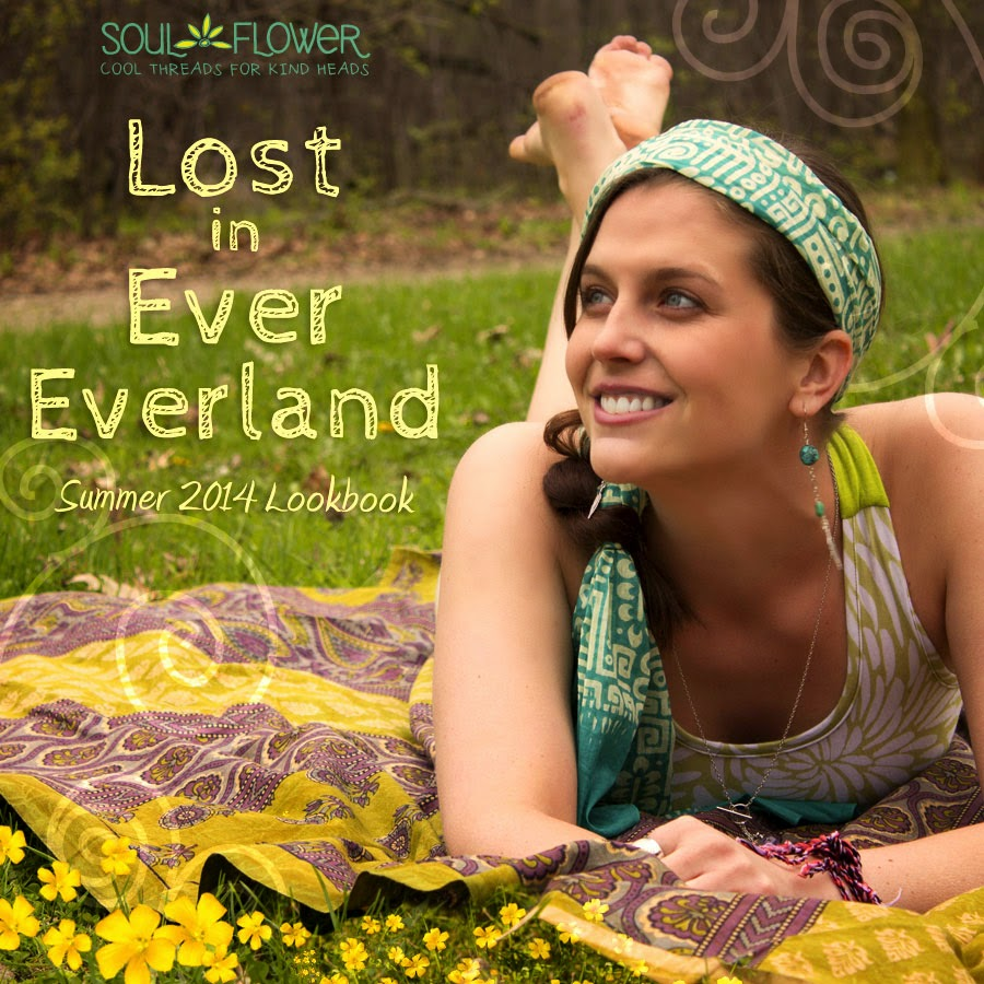 soul+flower+summer+lookbook - Summer Lookbook: Lost in Ever Everland