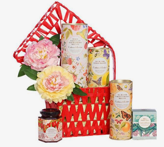 Crabtree & Evelyn Harmony Fine Food Hamper, Crabtree & Evelyn, CNY Fine Food Collection 2015, Chinese New Year Fine Food Hamper, Fine Food, Pear and Pink Magnolia Bath and Body, Crabtree & Evelyn CNY, CNY 2015