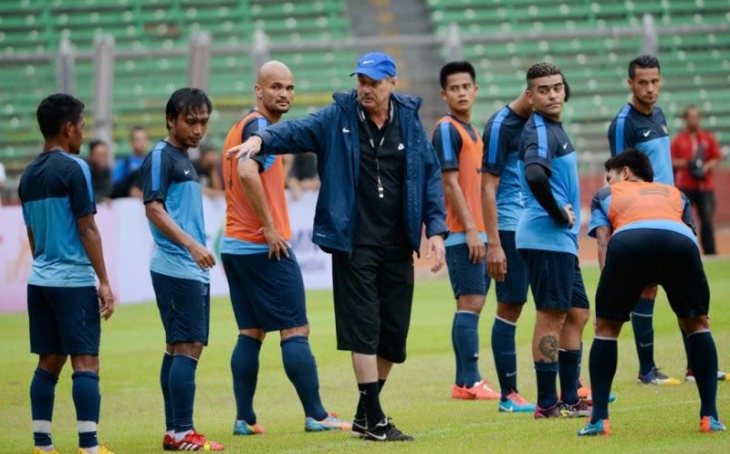Timnas Indonesia Target Juara Piala AFF 2014