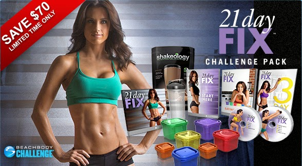 Order the 21 Day Fix!