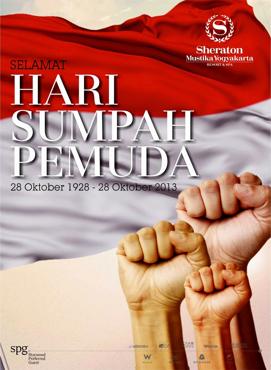 Design for Special Event Of Sheraton Mustika Yogyakarta