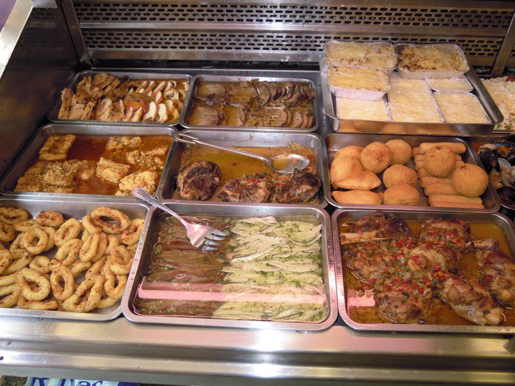 Platos preparados y comida para llevar comida para for Platos para