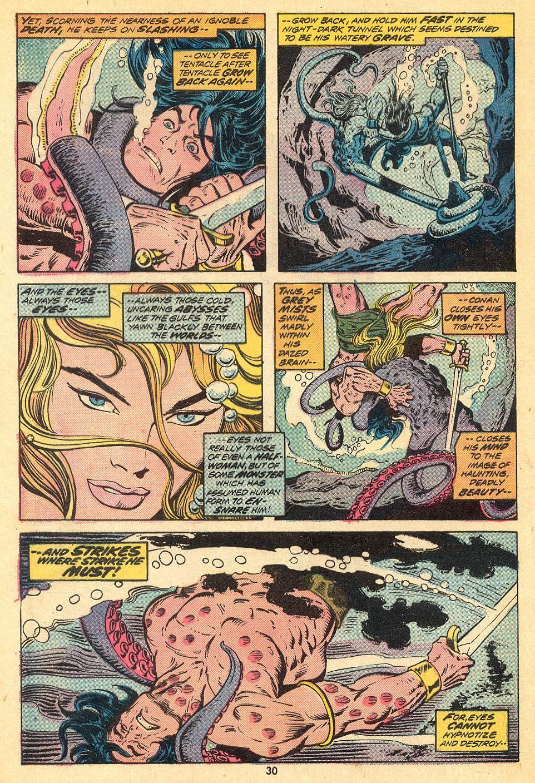 Conan the Barbarian (1970) Issue #32 #44 - English 18