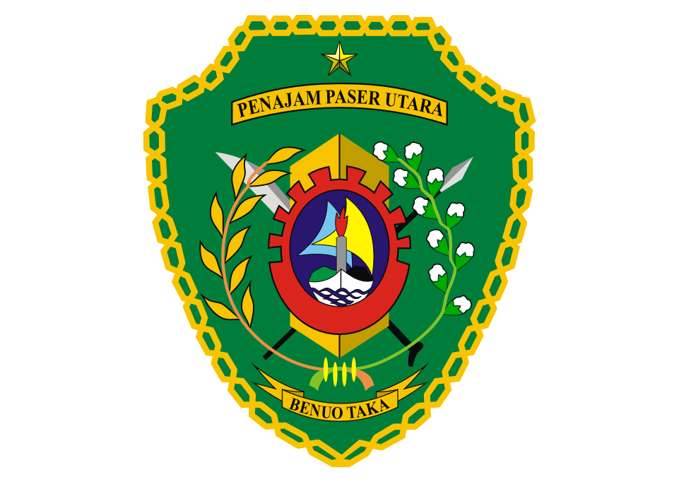 Pemkab Penajam Paser Utara Logo Vector download free