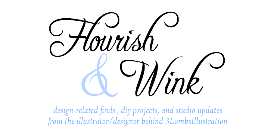 Flourish and Wink