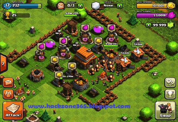 clash of clan hacks that work