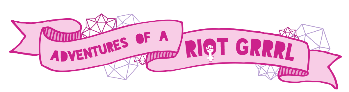 Adventures Of A Riot Grrrl