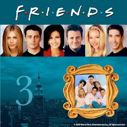 FRIENDS - SEASON 3