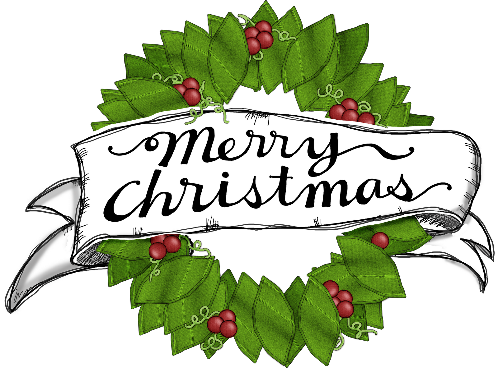 Comprehensive image with merry christmas printable