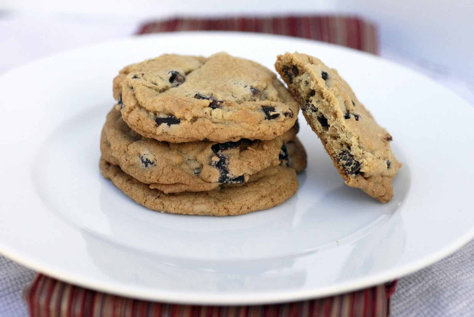 Night Baking: eric wolitzky's chocolate chip cookies