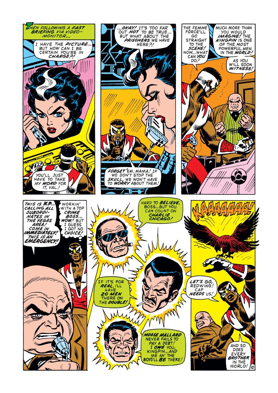 Captain America (1968) Issue #148 #62 - English 11