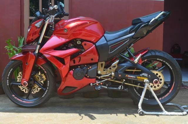Aksesoris Untuk Motor Yamaha Byson