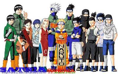 Kumpulan Naruto FULL LENGKAP