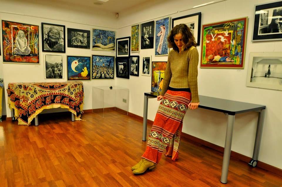 Exposición 2014, Llivia