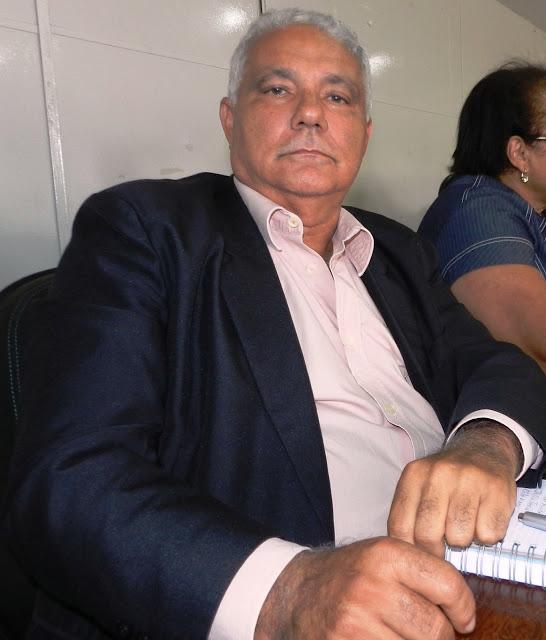 Vereador César Brandão