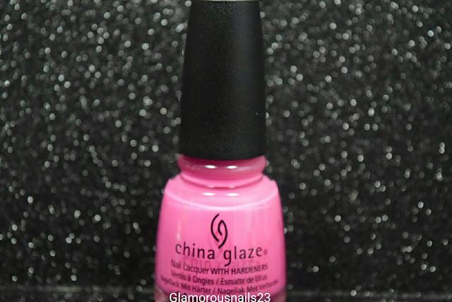 "China Glaze Electric Nights ""Glow With The Flow"""