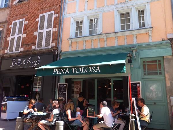 toulouse pena tolosa restaurant tapas