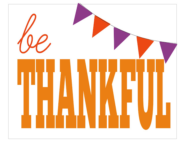 "free fall ""thankful"" printable by www.bonhomieEVENTS.com"