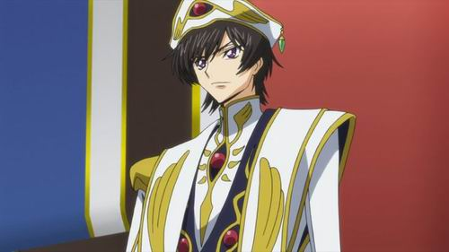 3 Code Geass Lelouch Of The Rebellion R2