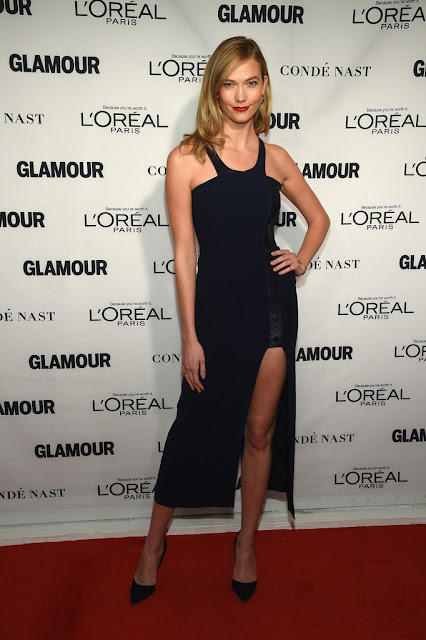 Fashion Model @ Karlie Kloss - Glamour Women of the Year Awards in NYC