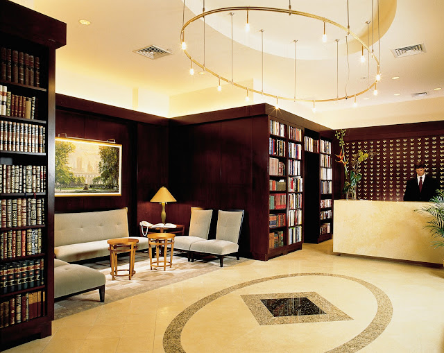 library interior design ideas 16