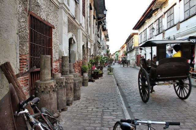 Calle Crisologo, Vigan